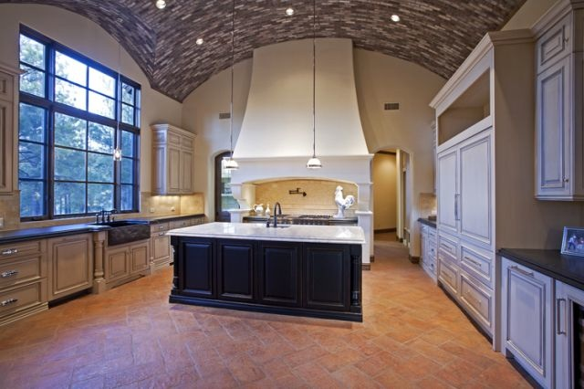 Barrel Ceiling Kitchen Remodel · Home Decorating Resources ... on ceiling painting, ceiling drywall, ceiling air conditioning, ceiling home,